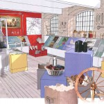 Go Ahead	for Completion of Axminster Heritage Centre