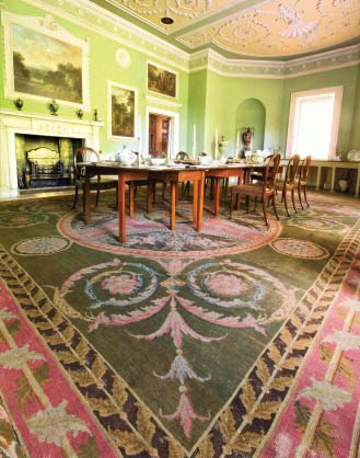 Dining Room, Saltram House