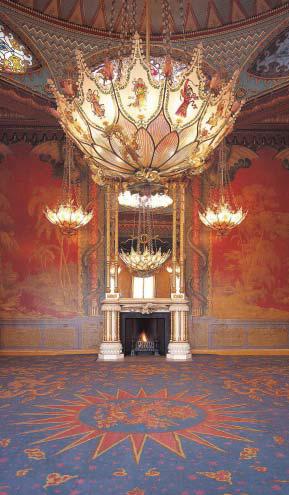 Music Room , Royal Pavillion, Brighton